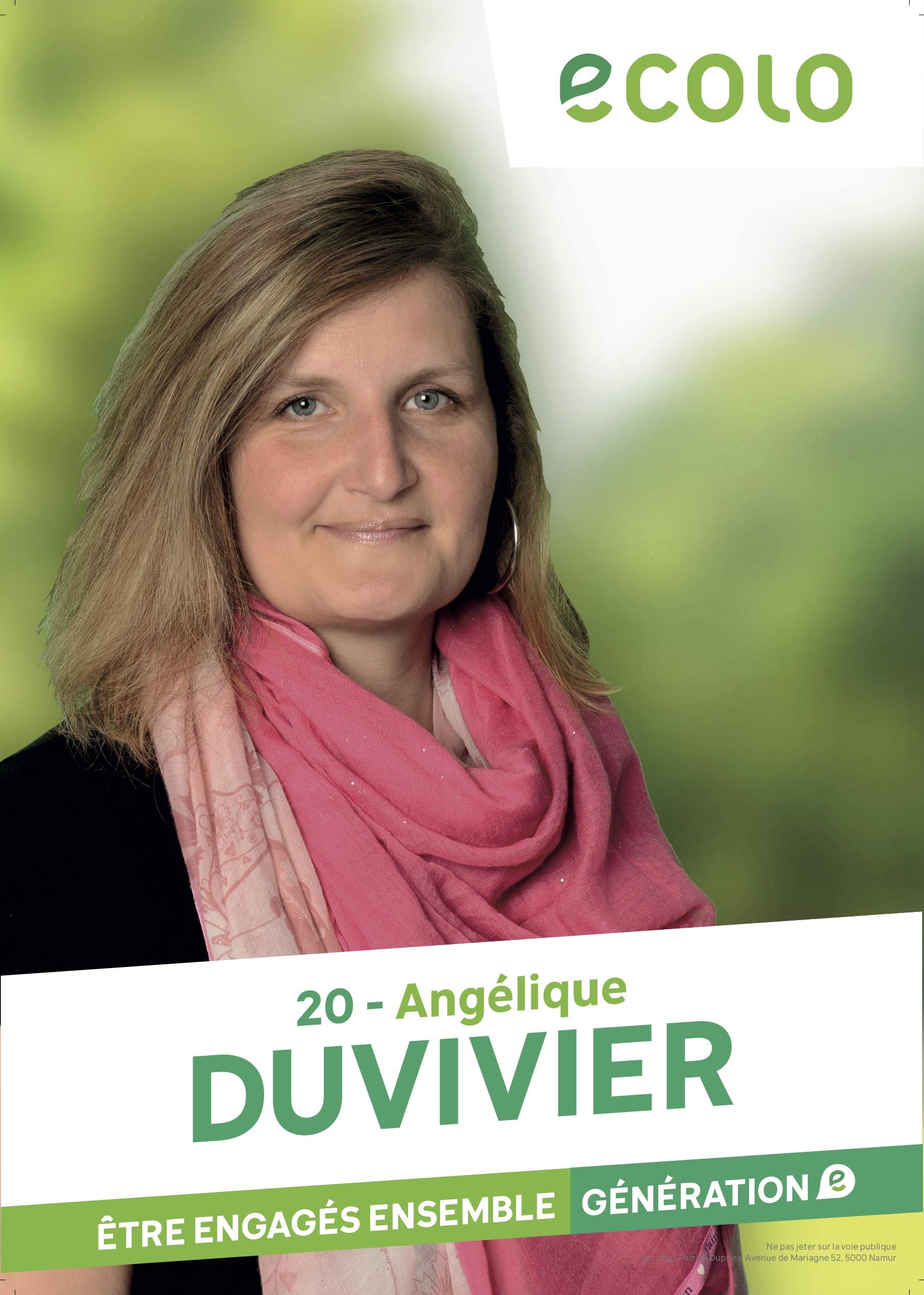 Angélique Duvivier