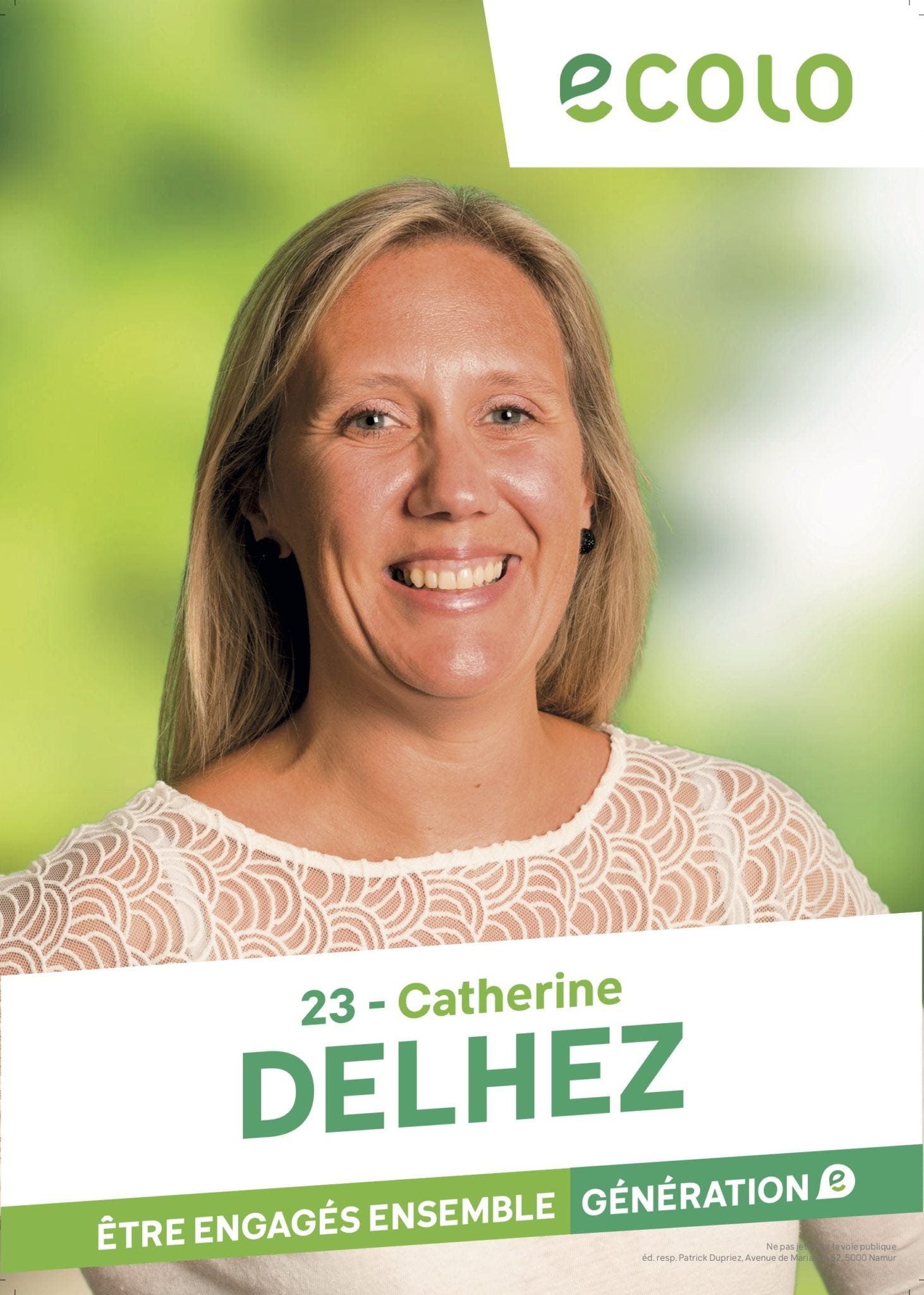 Catherine Delhez
