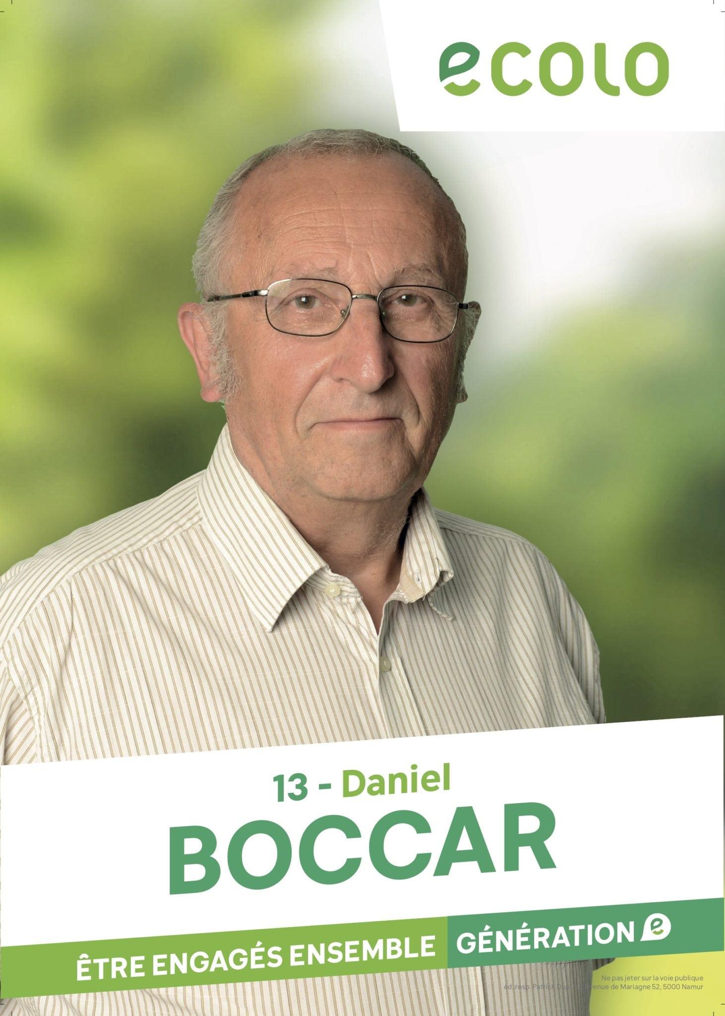 Daniel    Boccar