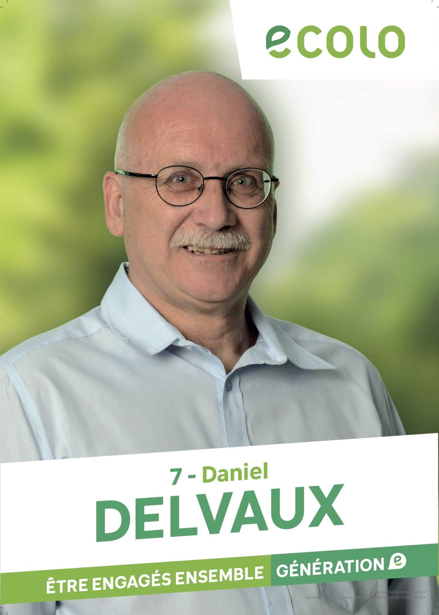 Daniel  Delvaux