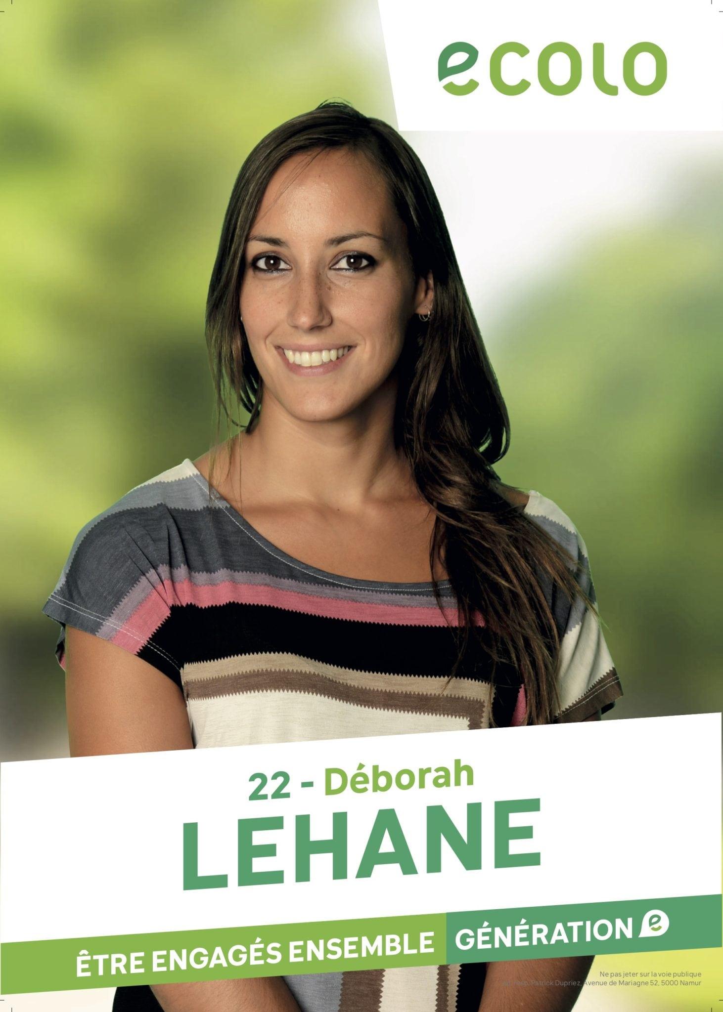 Déborah Lehane