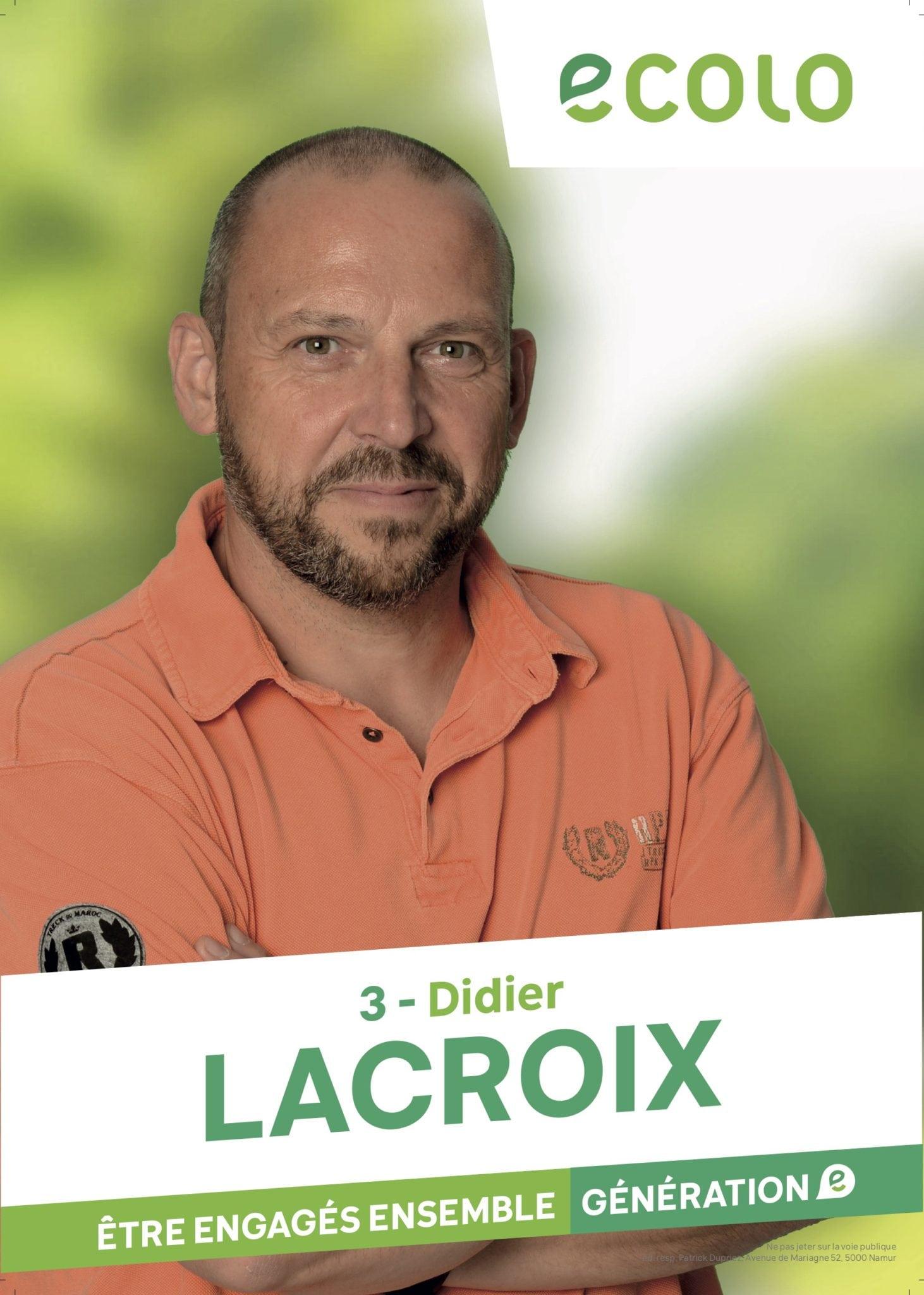 Didier    Lacroix