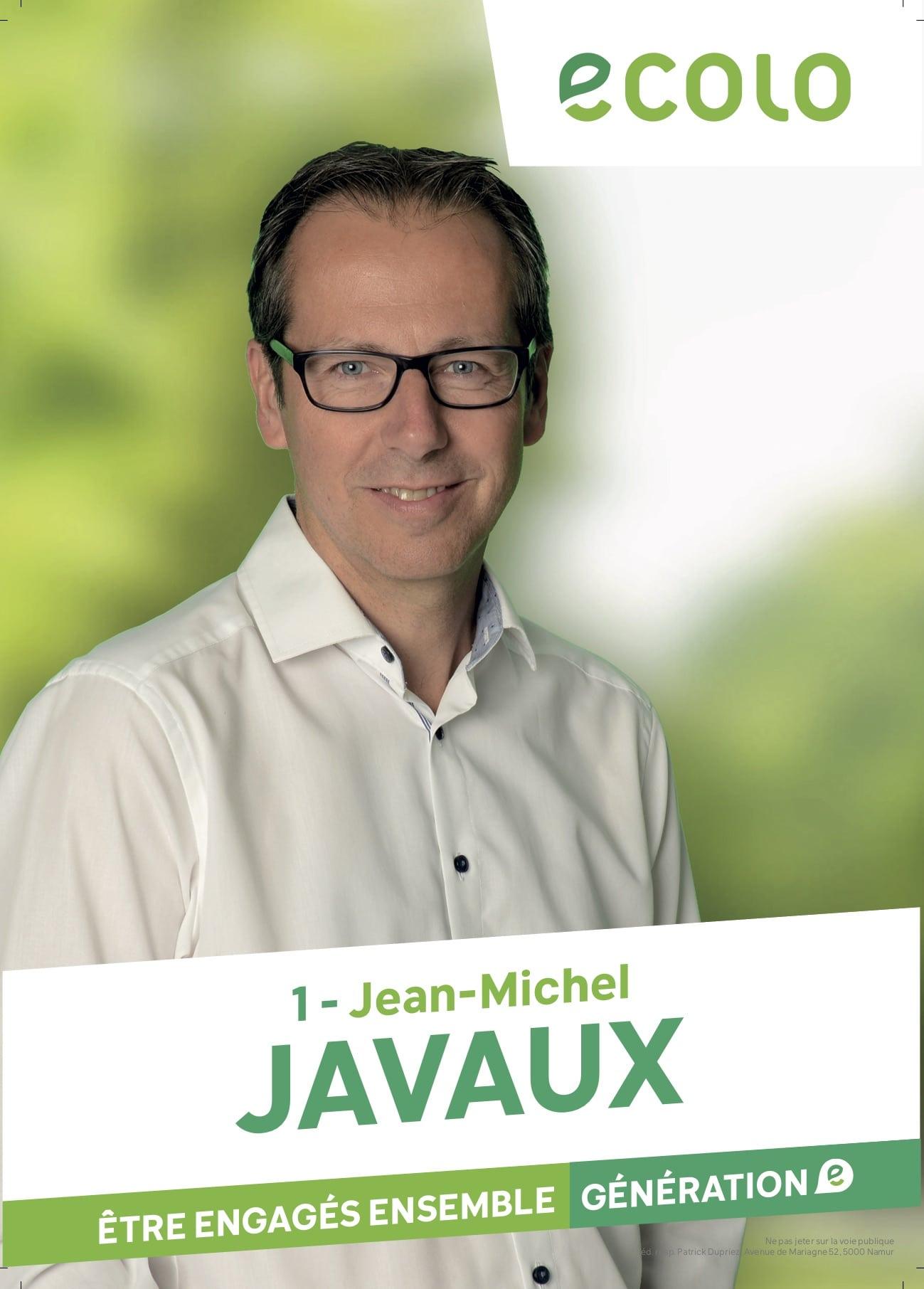 Jean-Michel Javaux