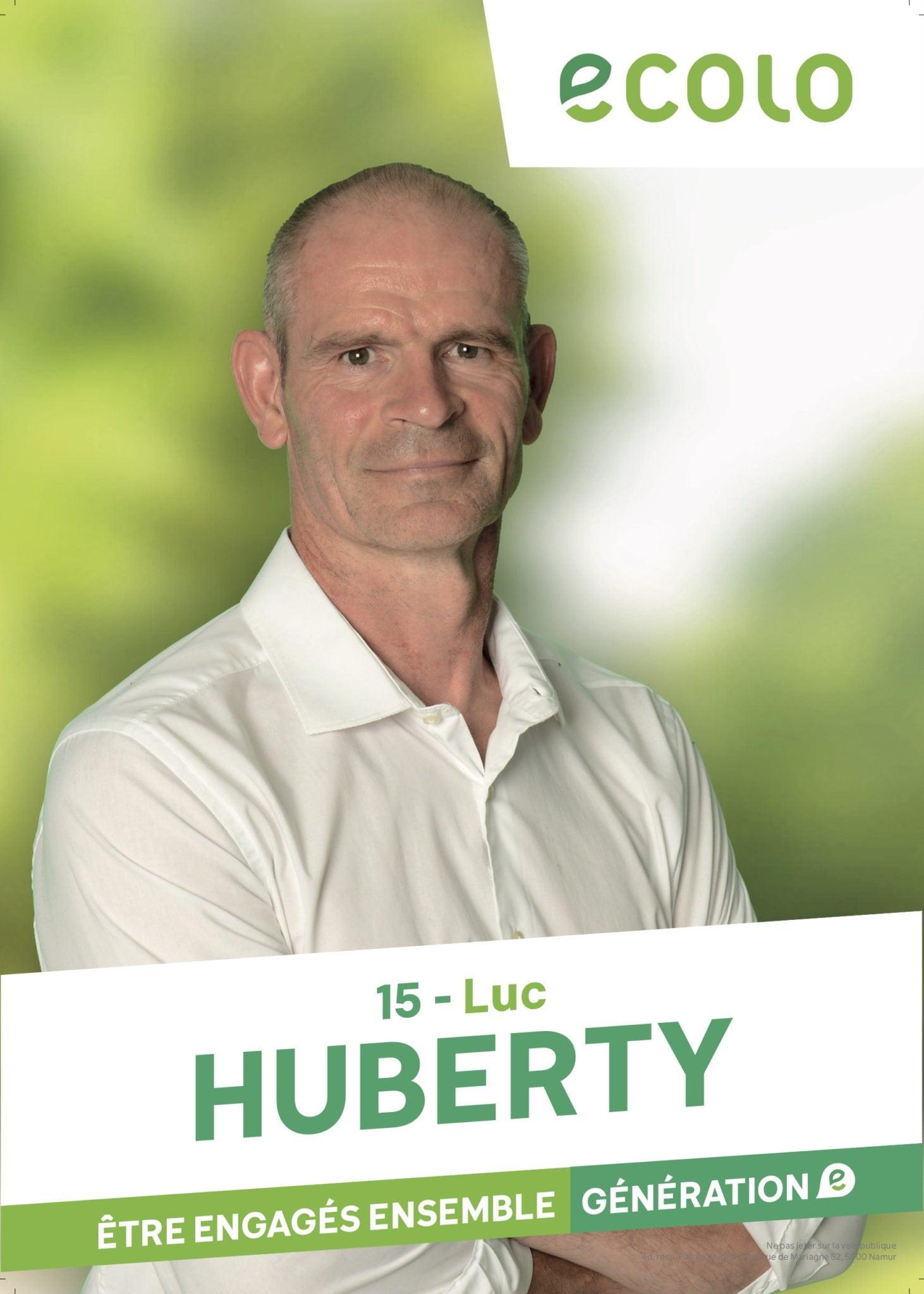 Luc      Huberty