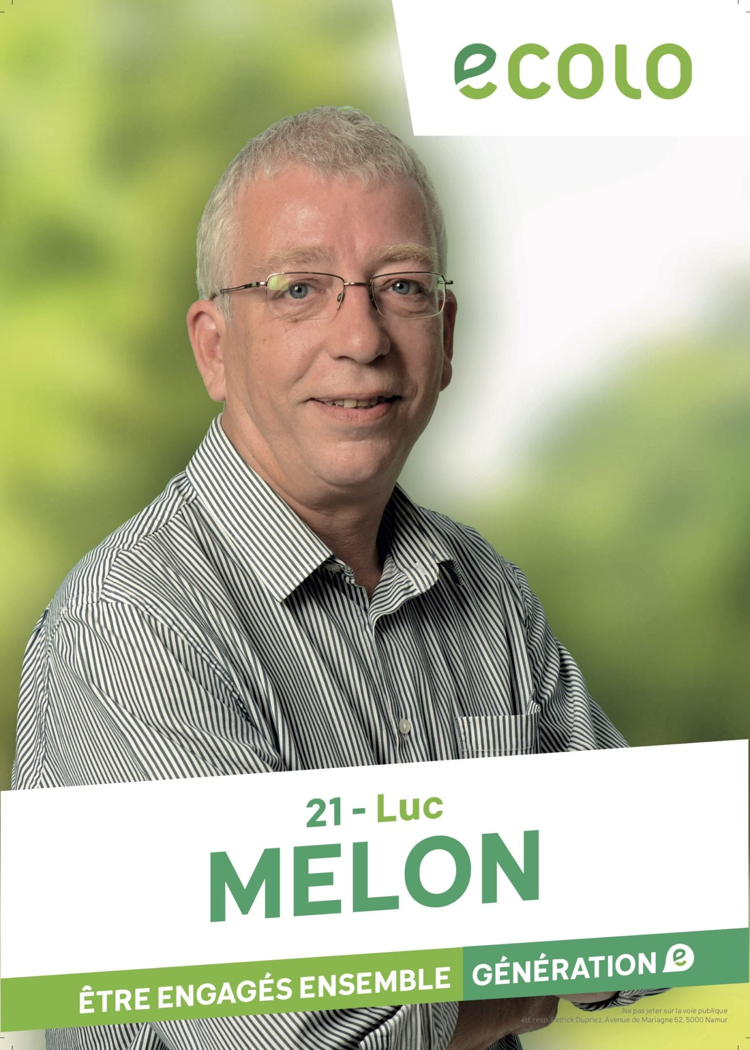 Luc          Mélon