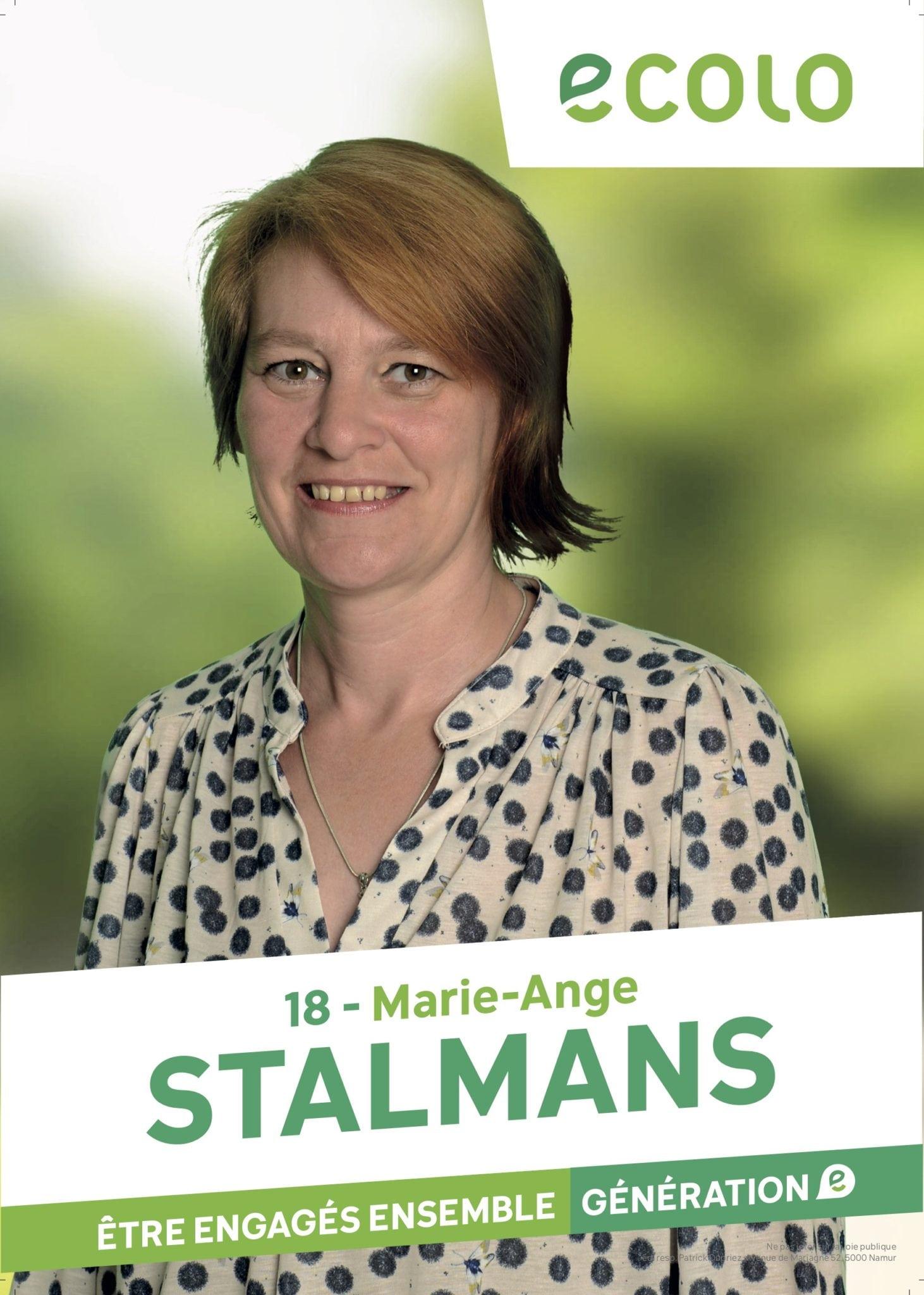 Marie-Ange Stalmans