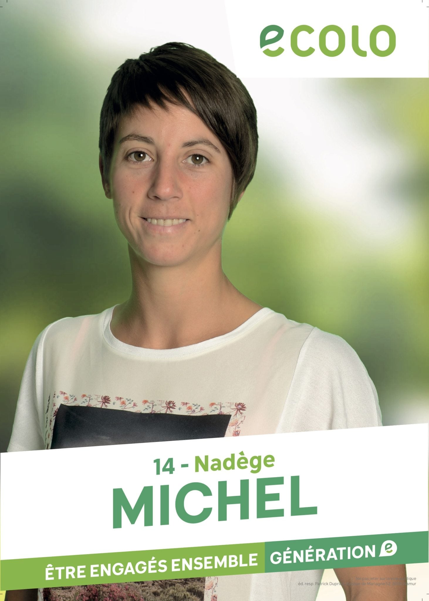 Nadège    Michel