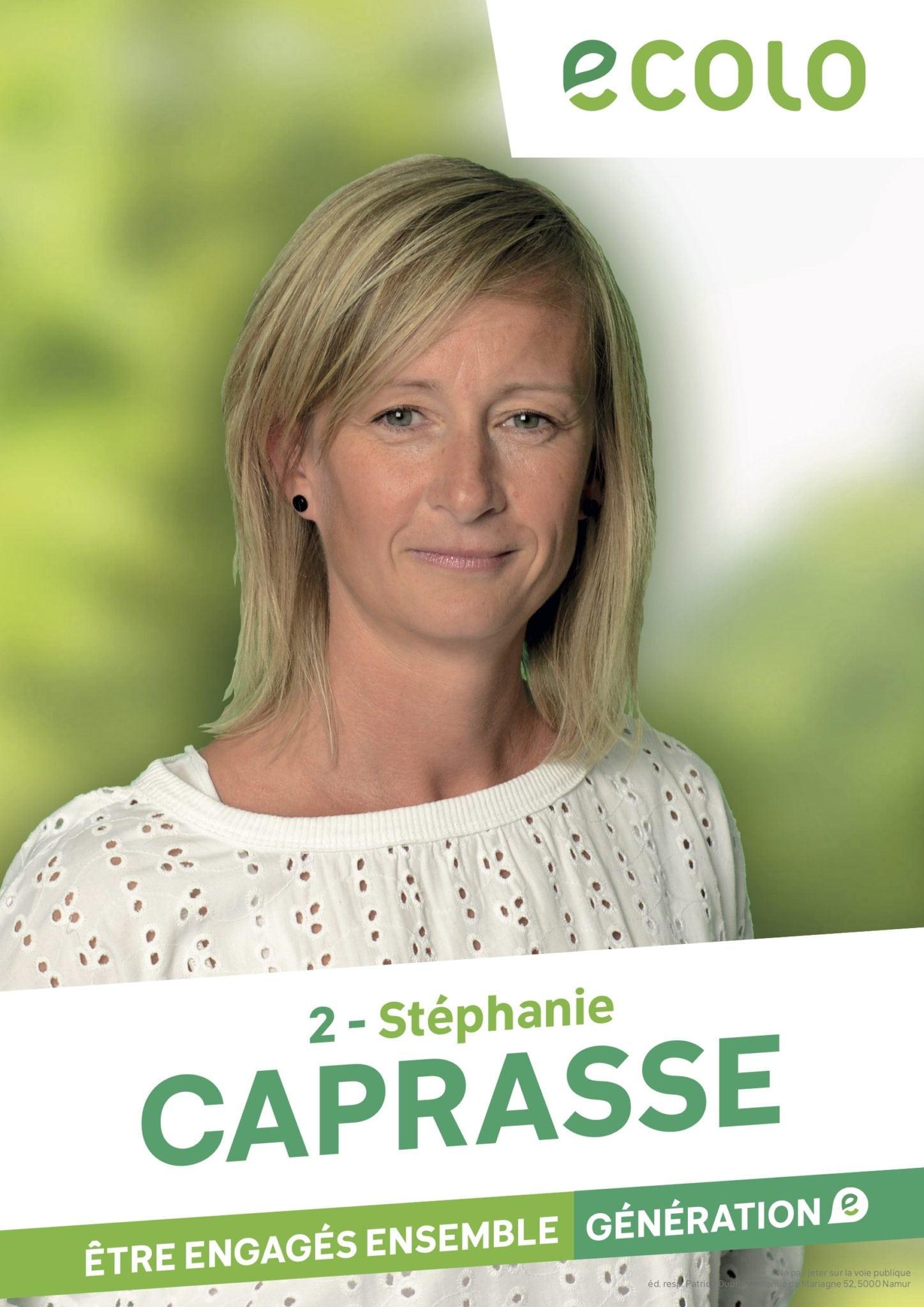 Stéphanie Caprasse