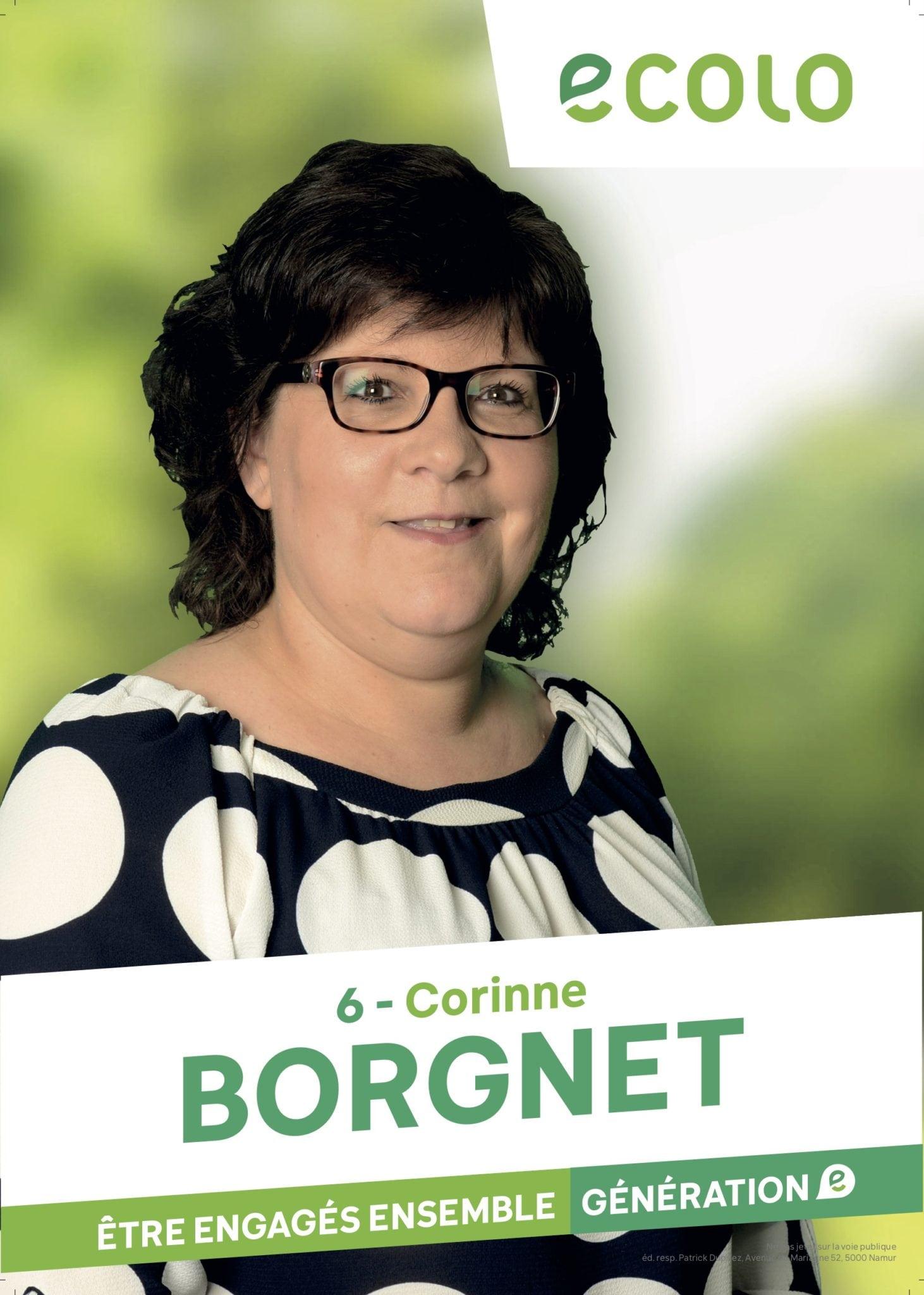Corinne Borgnet